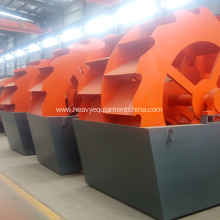 Stone Washing Plant Wheel Type Sand Washer Machine